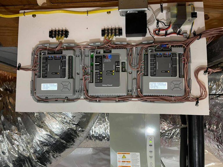 TRANE XV20i Hybrid Gas/Electric Zoned